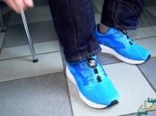 بالفيديو… حذاء لتوليد الطاقة الكهربائية من المشي