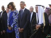 """البيت """"الأبيض"""" يكشف: لهذه الأسباب لم ترتدي زوجة أوباما الحجاب بالسعودية"""