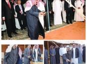"""بالفيديو والصور… الملك """"عبدالله"""" ينازل الملوك والرؤساء في لعبته المفضلة"""