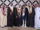 """أسرة """" الضيف """" تحتفل بزفاف """" عبدالمحسن """""""