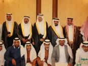 """""""السدراني"""" تحتفل بزفاف ابنها """"عبدالرحمن"""""""