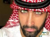 """بالصور… أردني من أم لبنانية يحصد لقب أجمل """"عيون"""" بالعالم"""