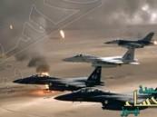 القوات السعودية تصد قذائف لميليشيا الحوثي على جازان