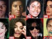 بالصورة… ماذا فعلت 100 جراحة تجميل في وجه مايكل جاكسون