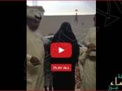 بالفيديو… سعودي يستقبل أمه بإطلاق النار
