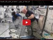 بالفيديو… كيف أثرت البيئة على توأمين أحدهما على الأرض وآخر بالفضاء