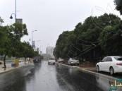 الأمطار تبدأ الليلة وأشدها غزارة غدًا الخميس على الشرقية و باقي المناطق بالمملكة