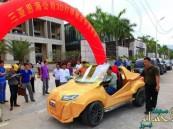 الكشف عن أول سيارة مصنوعة بتكنولوجيا الطباعة ثلاثية الأبعاد