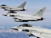 """90 مقاتلة خليجية وسودانية وأردنية ومغربية وأخرى مصرية وباكستانية تشارك إلى جانب المملكة في """"عاصفة الحزم"""""""