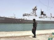 """بحرية """"عاصفة الحزم"""" تصل مضيق باب المندب بعد محاولة فاشلة لسفن إيرانية إعاقتها"""