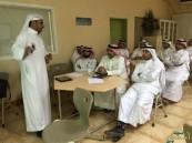 """ثانوية """"الملك فهد"""" تقيم برنامج تدريبي لتوظيف الاجهزة الذكية في التعليم"""