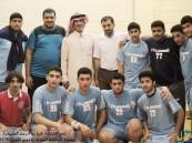"""رسمياً… شباب """"القارة"""" لكرة اليد يتأهل إلى الدوري الممتاز"""