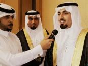 """أسرة """"سادة الأحمد"""" تحتفي بزفاف نجلها """"هشام"""""""