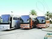 رحلات إضافية للنقل الجماعي لاستيعاب المسافرين من وإلى المناطق الجنوبية