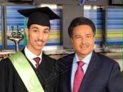 بالصور .. الفنان محمد عبده يحتفي بتخرج ابنه ضمن 3300 ألف مبتعث بلندن