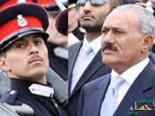 إصابة نجل عبدالله صالح في عمليات عاصفة الحزم