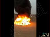 بالفيديو.. فنان سعودي يعلن توبته ويحرق أعماله الغنائية ابتغاء مرضاة الله