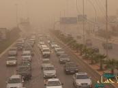 الهلال الأحمر بالشرقية يحذر من موجة غبار تشهدها المنطقة