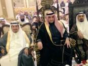 """آل جميح"" تحتفل بزواج ابنها ""خالد"""