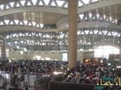 الخطوط السعودية: 465 رحلة ملغاة خلال العاصفة