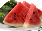 دراسة طبية: 6 شرائح من البطيخ تساوي قرص فياجرا