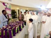 """مركز """"كيان"""" الطبي يشارك بمهرجان الصحة واللياقة بجامعة """"الملك فيصل"""""""