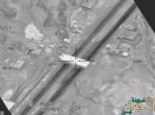 """بالفيديو… """"عاصفة الحزم"""" تقصف معسكرات تجمع الميليشيات الحوثية في اليمن"""