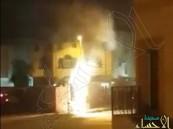 """بالفيديو.. """"قط"""" يفجر محطة كهربائية ويقطع التيار عن """"شرائع مكة"""""""