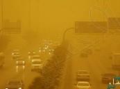 الهلال الأحمر بالمنطقة الشرقية يتلقى 231 بلاغاً وقت الغبار