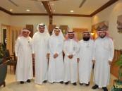 """""""العبدالعالي"""" يدعم خطط التوعية لجمعية مكافحة السرطان بالأحساء"""