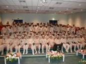 بالصور… تخريج 100 فرد من الدفعة الأولى لدورة المشاة في الحرس الوطني بالأحساء