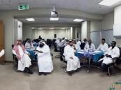 إدارات مستشفيات الأحساء تبحث الخطة الاستراتيجية في إجتماعها الدوري