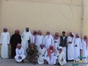 طلاب ثانوية الشيخ محمد بن عبدالوهاب في زيارة لمركز حياة