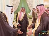 خادم الحرمين يستقبل وزير الصحة المكلف ورؤساء ومديري القطاعات الصحية في المملكة