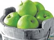 12 فائدة للتفاح الأخضر أهمها تفتيت الحصوات والوقاية من أمراض القلب والسرطان