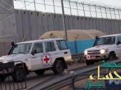 هبوط أول طائرة مساعدات طبية من الصليب الأحمر في صنعاء