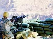 الداخلية: استشهاد 2 وإصابة 5 جنود بقصف حوثي على الحدود