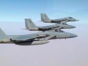 وصول الطائرات السعودية للإمارات للمشاركة في تمرين صقر الجزيرة