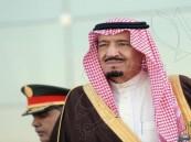 خادم الحرمين الشريفين يستقبل الرئيس السوداني