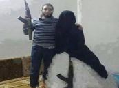 فتاة تضع أغرب شرط في عقد زواجها من شاب داعشي