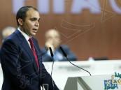 علي بن الحسين يعد العالم بالانتصار لكرة القدم