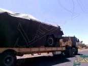 بالفيديو.. حوثيون ينقلون صواريخ سكود إلى حدود المملكة