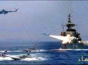 البحرية الإيرانية تطلق النار على سفينة في الخليج العربي