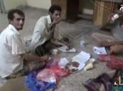 """بالفيديو.. حوثيون يسلمون أنفسهم للمقاومة الشعبية: """"لم نجد دواعش كما قالوا لنا"""""""