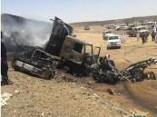 في السعودية.. رجل أمن يباشر حادثاً فيفاجأ أن المتوفى والده