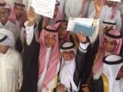 "بالصور.. ابتدائية ""ابن مشرف"" تحتفل بتخريج طلابها"