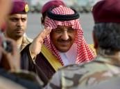 بالصور.. محمد بن نايف يرعى العرض العسكري لقوات الأمن الخاصة