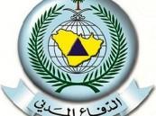 """""""مدني جازان"""": وفاة مواطن وإصابة 3 مقيمين إثر سقوط مقذوفات عسكرية على أحياء سكنية"""