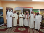 """ثانوية """"أُبي بن كعب"""" تقيم معرض عن منزلة الصلاة في الإسلام"""
