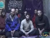 """شاهد.. ماذا قال أسرى """"حزب الله"""" لحسن نصرالله بعد ضبطهم في سوريا"""